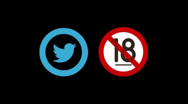 ツイッターのリスク未成年